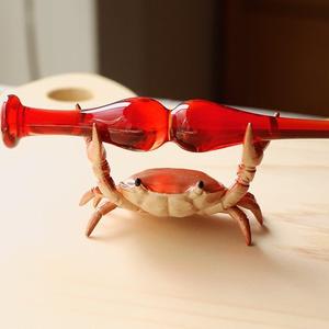 カニペンホルダー(赤色)