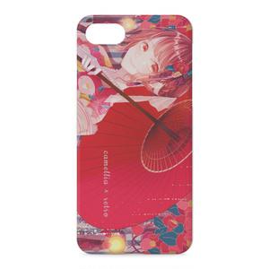 椿×レトロ オリジナルiPhone7/8ケース