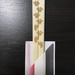 テワタサナイーヌ割り箸