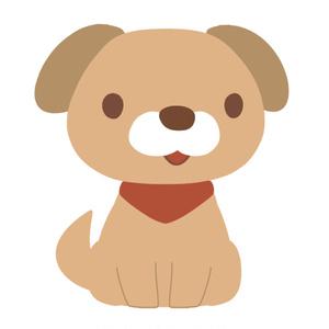 【FaceRig用アバター】【動物】犬