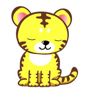 【FaceRig用アバター】【動物】虎