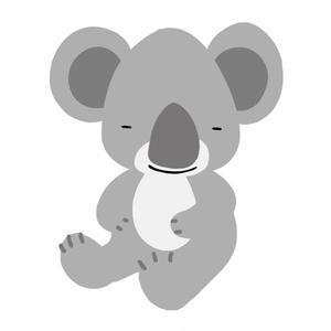 【FaceRig用アバター】【動物】コアラ