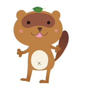 【FaceRig用アバター】【動物】タヌキ