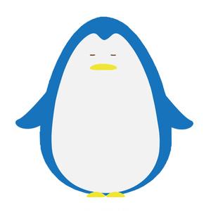 【FaceRig用アバター】【動物】ペンギン