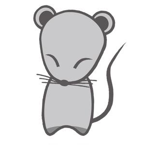 【FaceRig用アバター】【動物】ネズミ