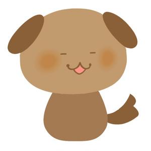 【FaceRig用アバター】【動物】犬②