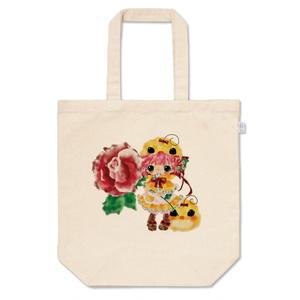 『薔薇なるぴぃ』トートバック