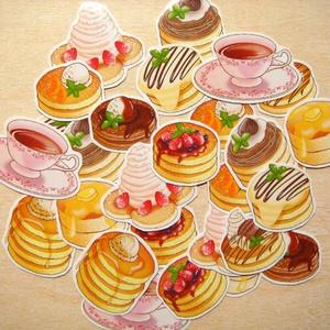 パンケーキ☆フレークシール