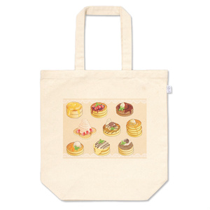 パンケーキトートバッグ