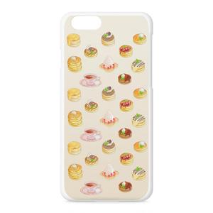 パンケーキいっぱい!iPhoneケース