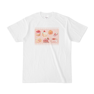 いちごスイーツ!Tシャツ