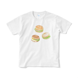 ベーグル!Tシャツ