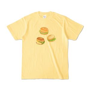 お食事ベーグル!カラーTシャツ