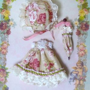 Petit dress Rose/mauve pink