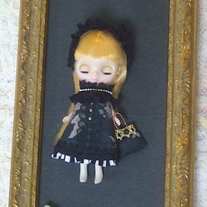 Petit dress /Black