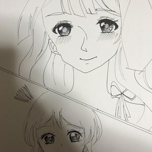 【原画】フタリシズカ