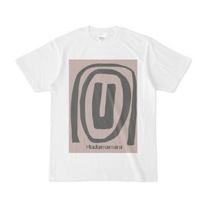 縄文古代文字大幸運Tシャツ−01