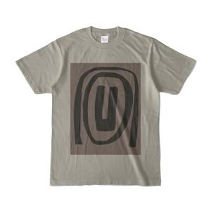 縄文古代文字大幸運Tシャツ−02