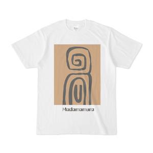 縄文古代文字大幸運Tシャツ−03