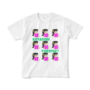 肩グリゆうこ隊Tシャツ(全4色)