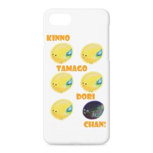 金のたまご鳥ちゃんiPhoneケース