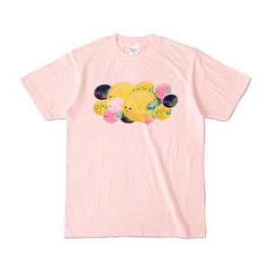 たまご鳥ちゃんTシャツ(NEWライトカラー/全4色)