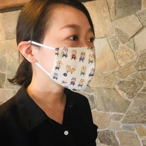 【女性用】手作りマスク