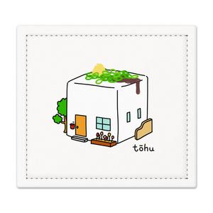 豆腐ハウス 捺印マット