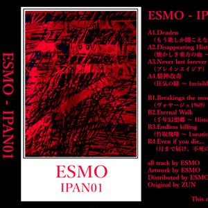 ESMO/IPAN01 東方NOISE/INDUSTRIALカセットテープ