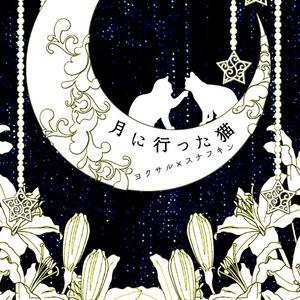 【ヨクスナ】月に行った猫