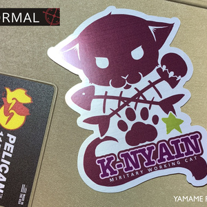 [ステッカー]K-NYAIN Emblem Stickers