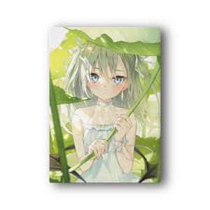 キャンバスアート(P3)B『Green』
