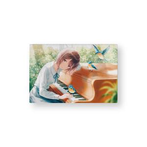 キャンバスアート(P3)C『山吹色カルテット』