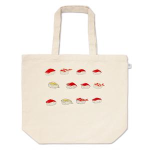 お寿司トートバッグ