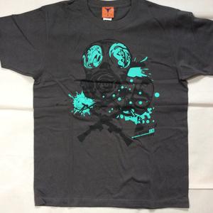 """HR/HM Tシャツ ガスマスク Sサイズ """"Paranoid"""""""