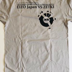 【デッドストック】アキハバラアニメシティ EIZO Japan VS Z旗 Lサイズ