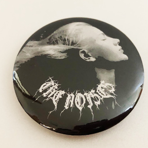 THE NOISES 缶バッジ「DEATHMETAL」