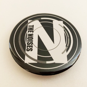 THE NOISES 缶バッジ「N」