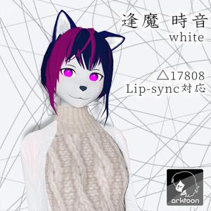 オリジナル3Dモデル「逢魔 時音・ black white」2体セット ver1.02