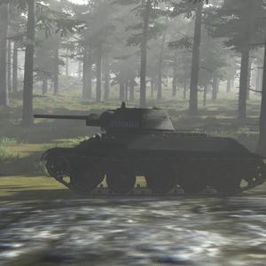 「戦車の履帯を眺めるだけのアプリ」実験版(18/09/23)