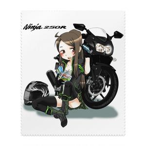 Ninja250R女子