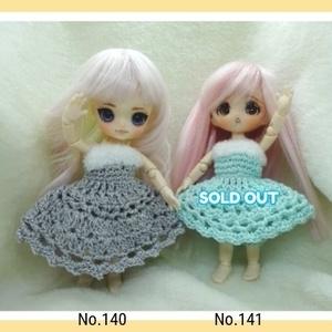オビツ11用 ドレス