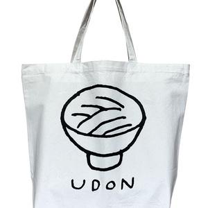 UDON トートバッグ