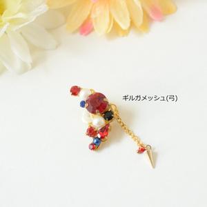 FGO キャラクターイメージイヤークリップ / ギルガメッシュ&オジマンディアス&ニトクリス