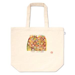 『いろいろ色んな パン日和』のトートバック
