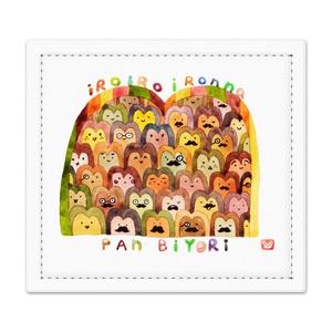 『いろいろ色んな パン日和』のスタンプマット