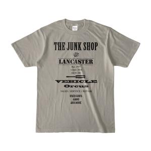 ジャンク屋Tシャツ(グレー)