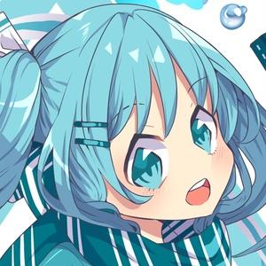 【お手軽注文】SNSアイコン制作