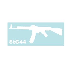 銃ステッカー StG44