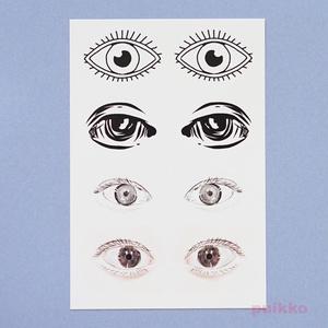 眼2 タトゥーシール